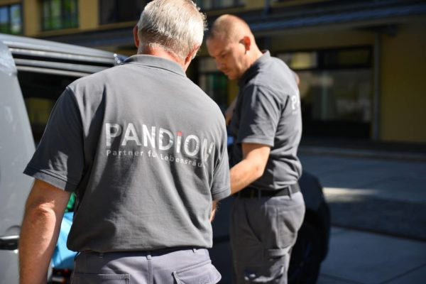 PANDION Hausmeisterservice reparatur